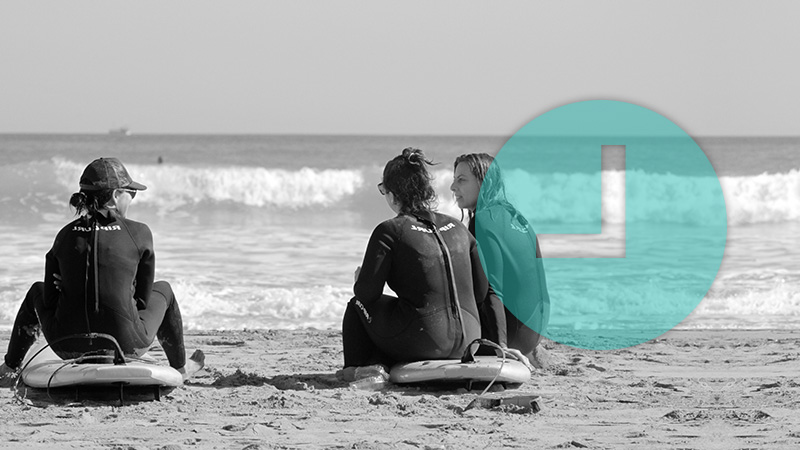 girls week program surf camp morocco