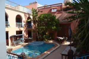 Accommodation Surf camp Morocco