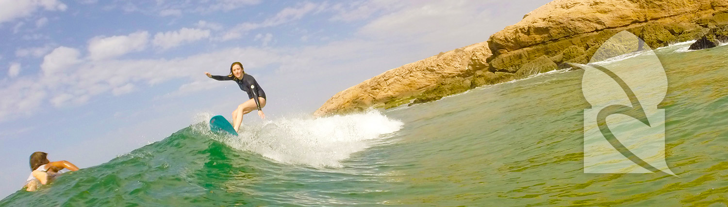 girls surf camp morocco