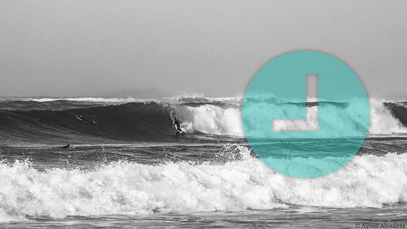 day program surf guiding camp morocco