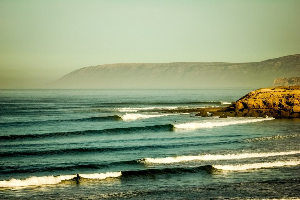 Morocco - The Land of Pumping Rights - Mirage Surf