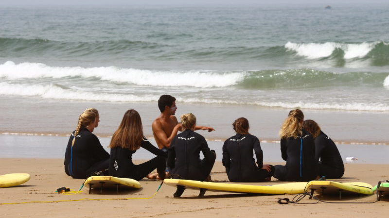 Surf Yoga Holidays Morocco - Mirage Surf