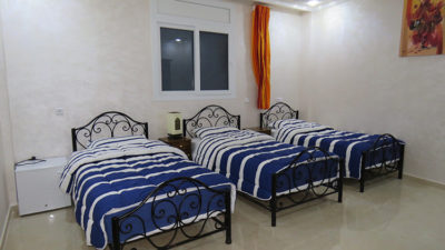 Guesthouse Mirage Surf Moroco Taghazout