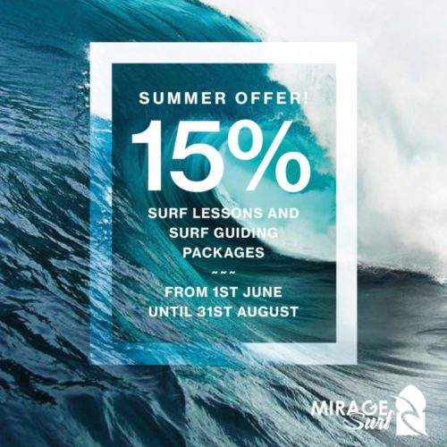 Summer offer - Surfing Morocco