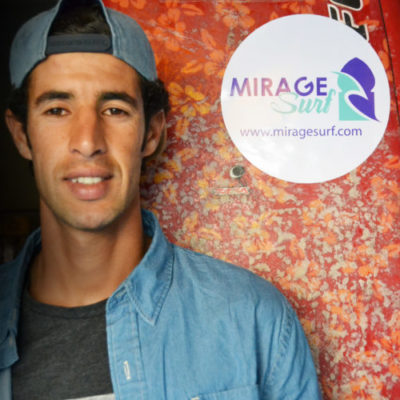 Tariq Mirage Surf Morocco
