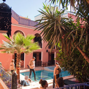 Surf Accommocation Taghazout Morocco - Mirage Surf